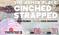 The Armor Plays: Cinched and Strapped