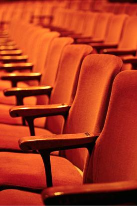 Dallas Theatre Seating Charts